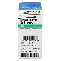 SofLens 38 - 6 db