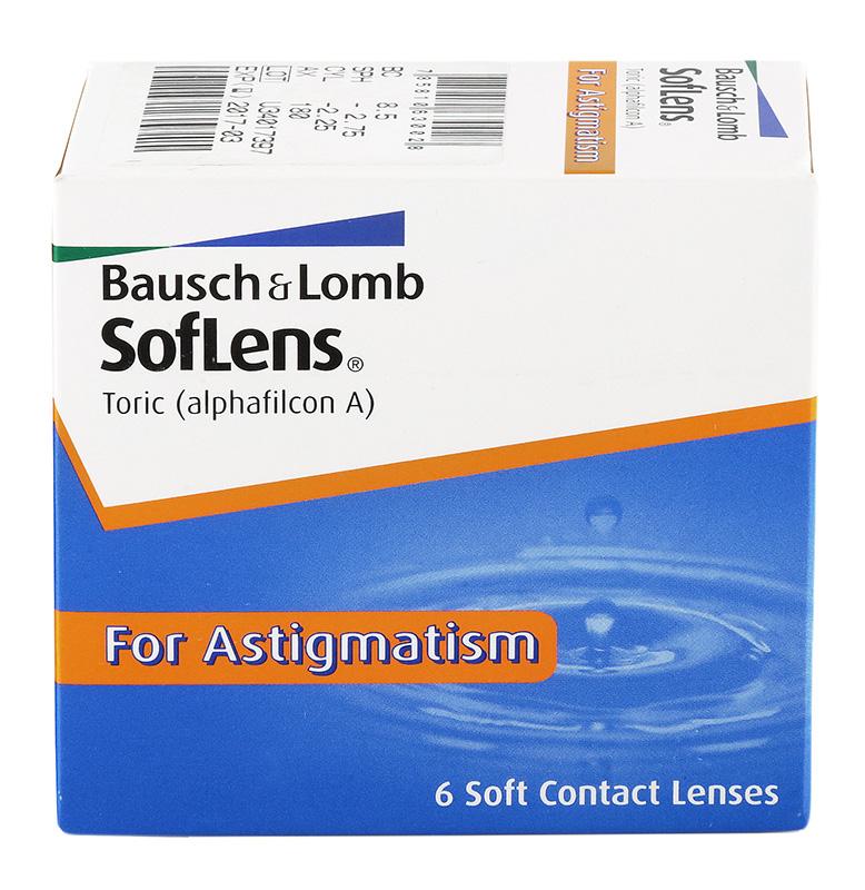SofLens 66 Toric 6 db