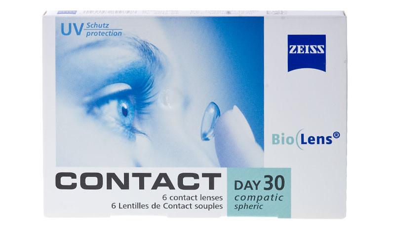 Zeiss Contact DAY30 Compatic 6 db